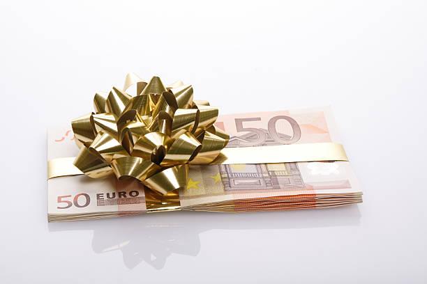 Geld, Geschenk – Foto