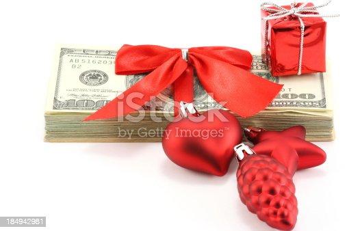 istock Money Gift 184942981
