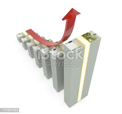 istock Money Graph 171327322
