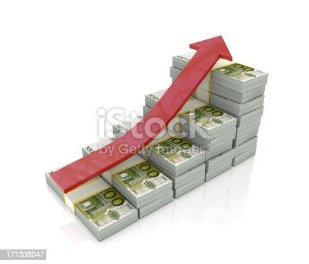 istock Money Graph 171338047