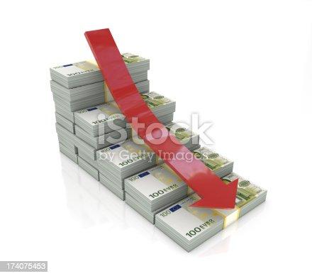 istock Money Graph 174075453