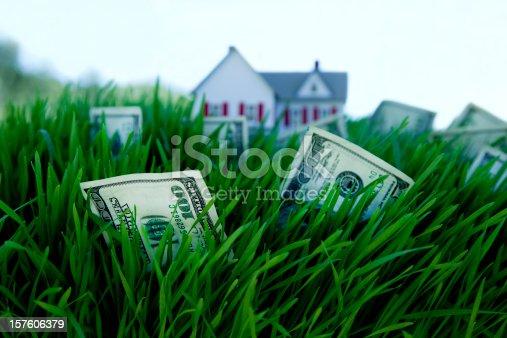 istock money growing on grass 157606379