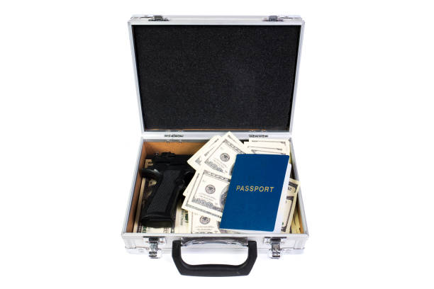 Money gun and money in metallic suitcase picture id1176814457?b=1&k=6&m=1176814457&s=612x612&w=0&h=kakgw4f4kgjobw3por qgaqyjn60jxrsakqcuotes9g=