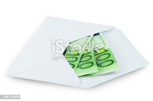 istock money in envelope 185107809