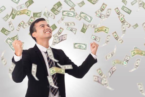 geld zu erhöhen - sterntaler stock-fotos und bilder