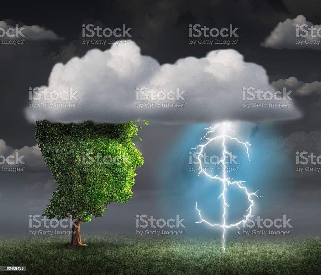 Money Making Idea stock photo