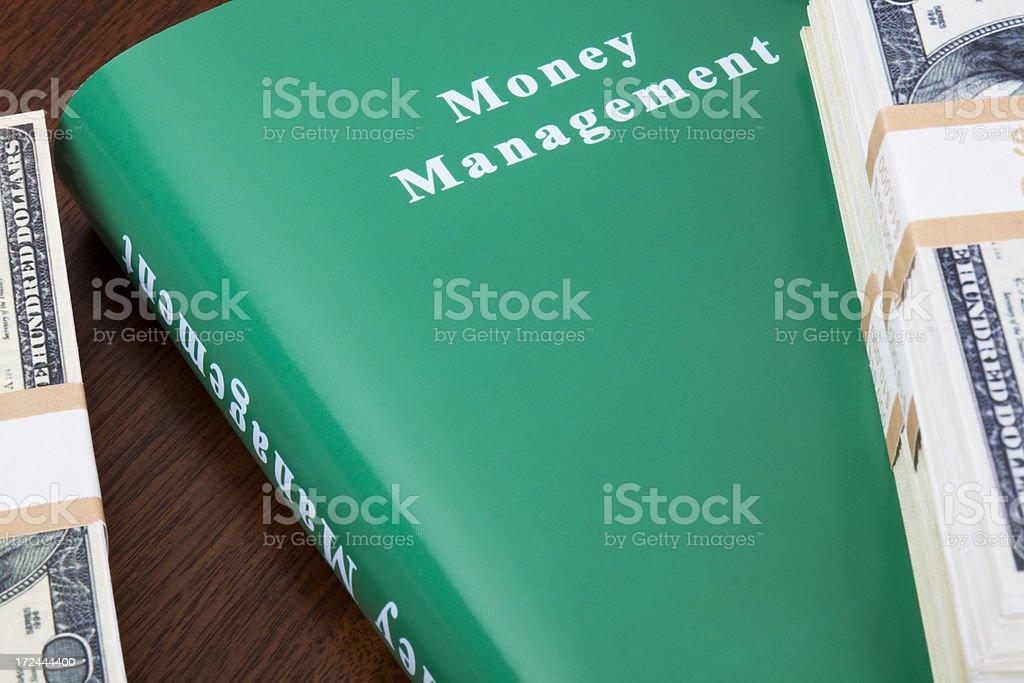Money management royalty-free stock photo