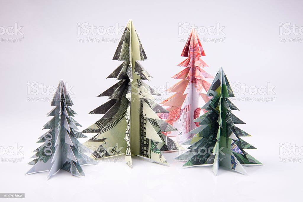 Christmas Money Tree! The gift that everyone loves! Check out my ... | 683x1024