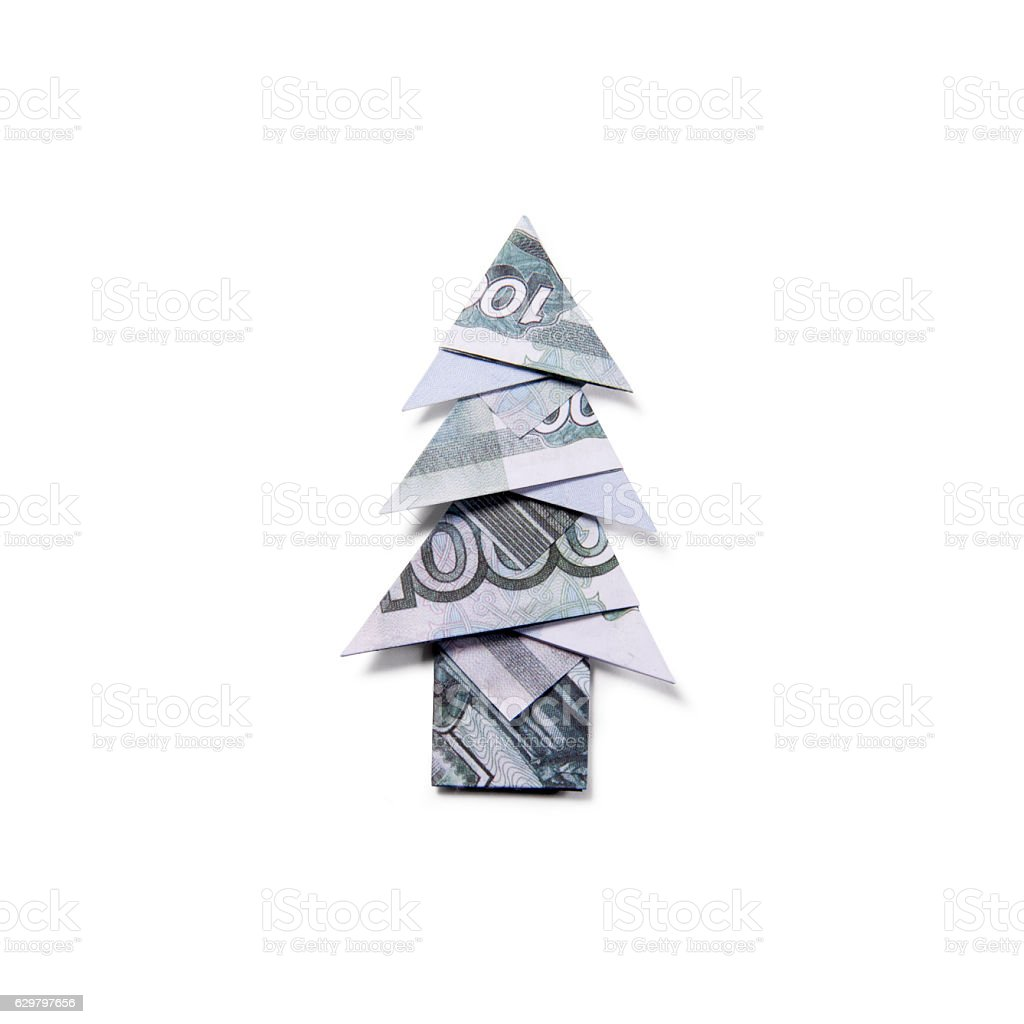 another Christmas tree | Origami christmas tree, Christmas origami ... | 1024x1024
