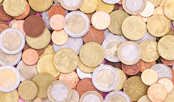 geld - euros cash stock-fotos und bilder