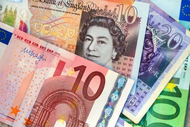 geld - europäische währung stock-fotos und bilder