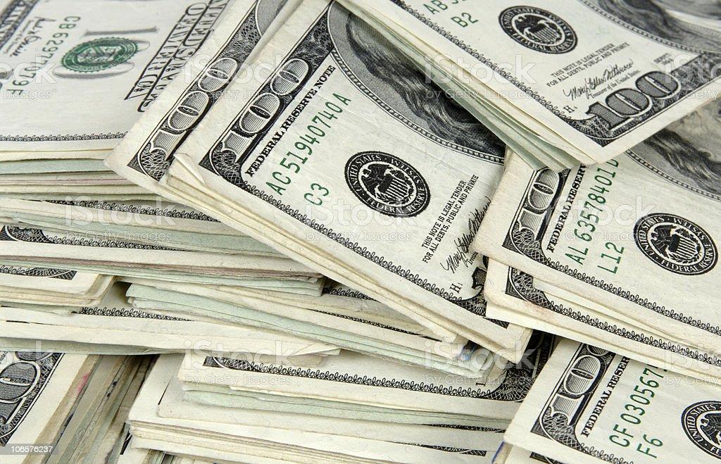 Money! stock photo