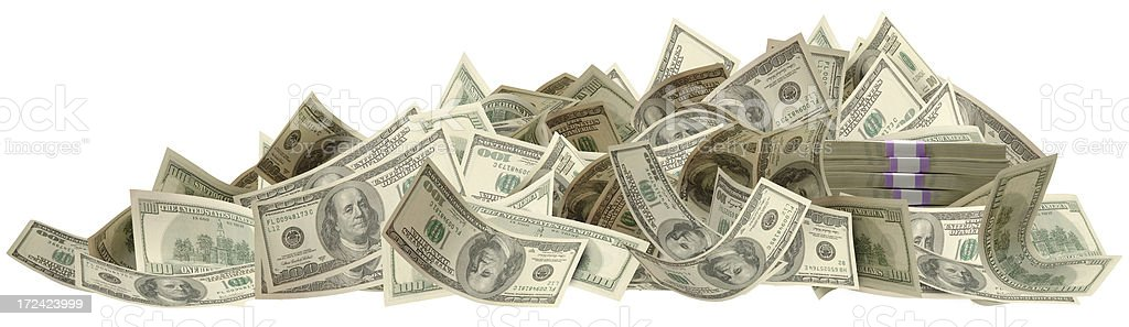 Money stock photo
