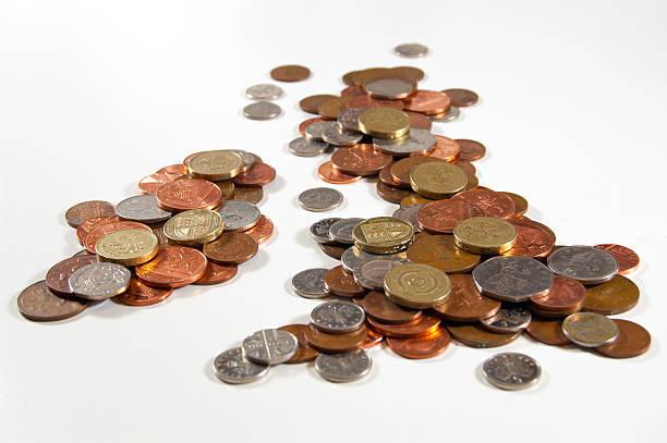 geld - britische politik stock-fotos und bilder