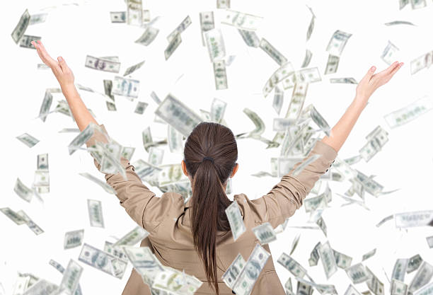 money - throw money away stock pictures, royalty-free photos & images