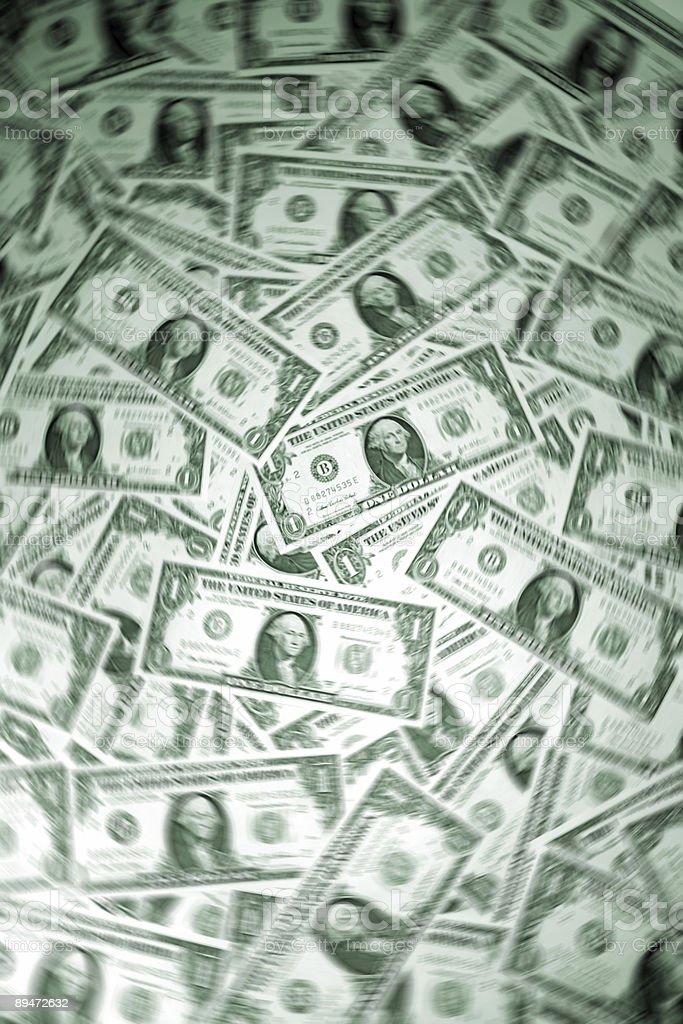 Dinero foto de stock libre de derechos