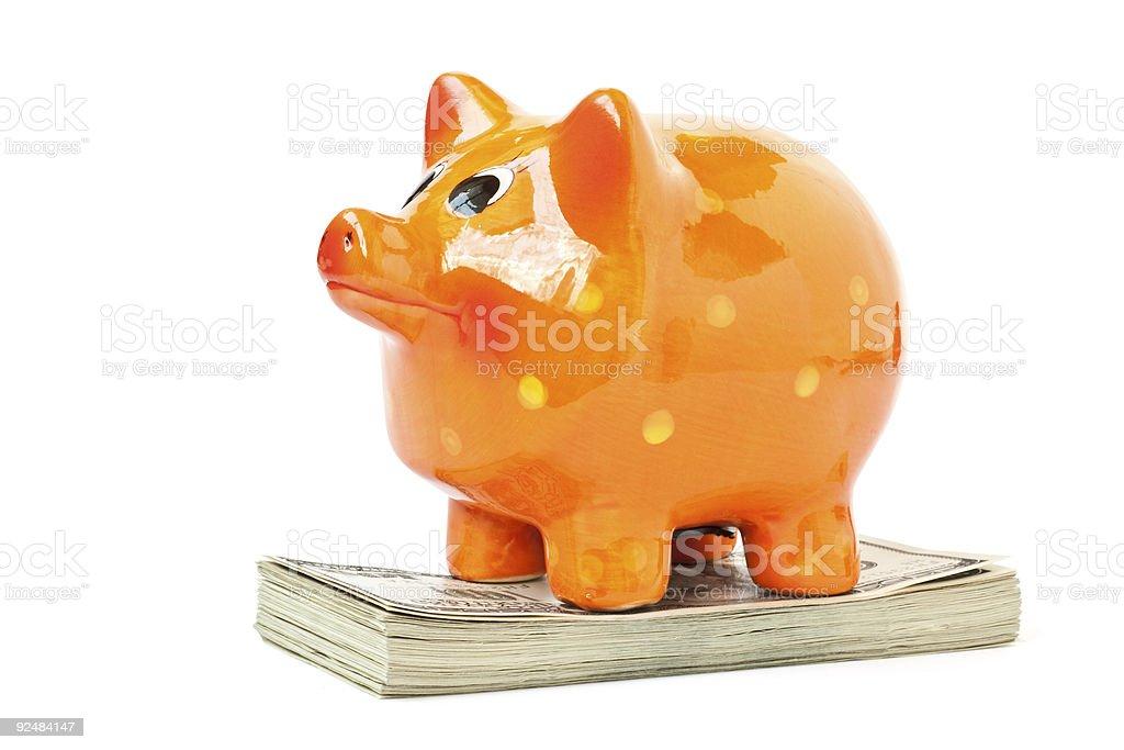 Geld Lizenzfreies stock-foto