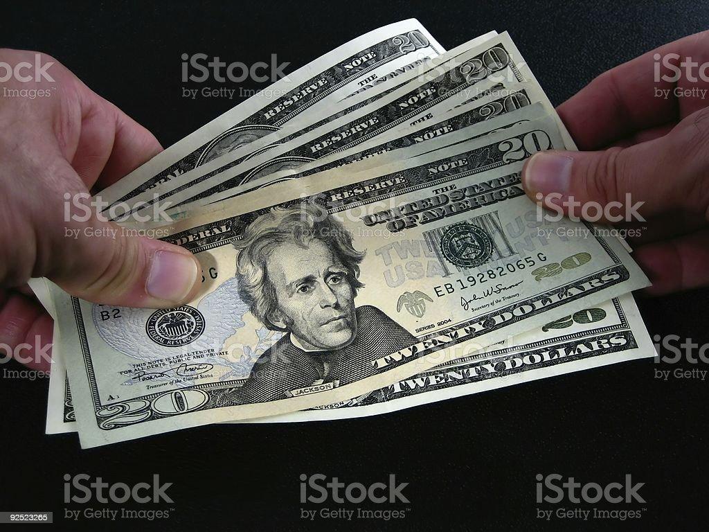 money royalty-free stock photo