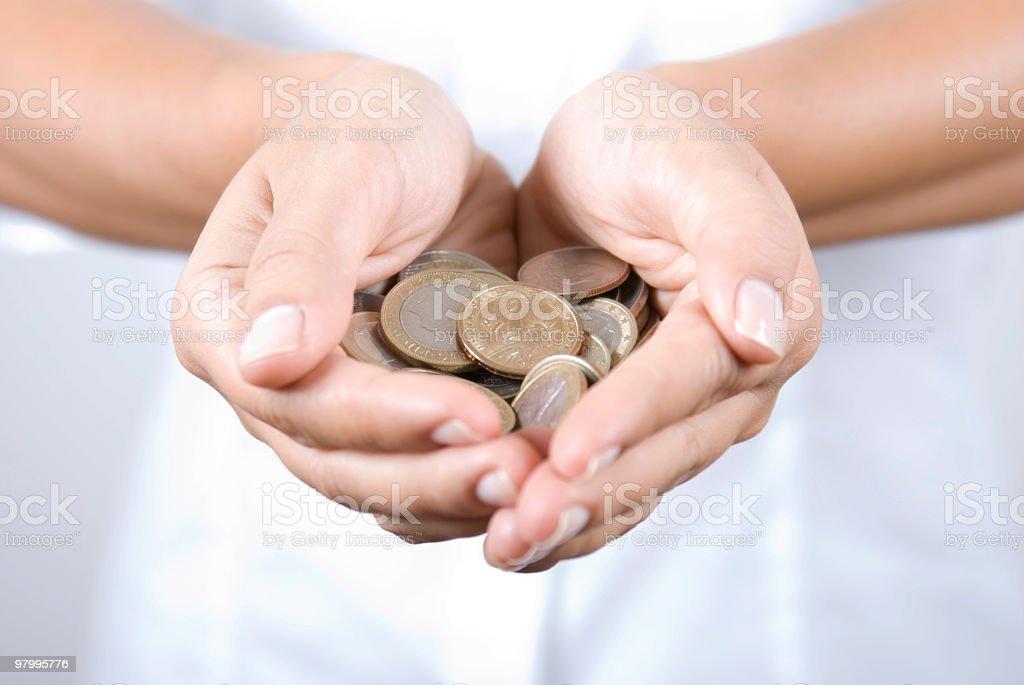 money royalty free stockfoto