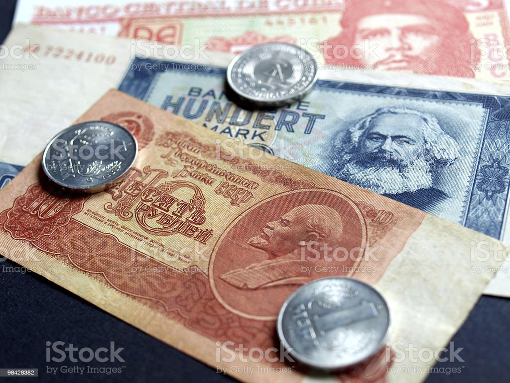 Il denaro foto stock royalty-free