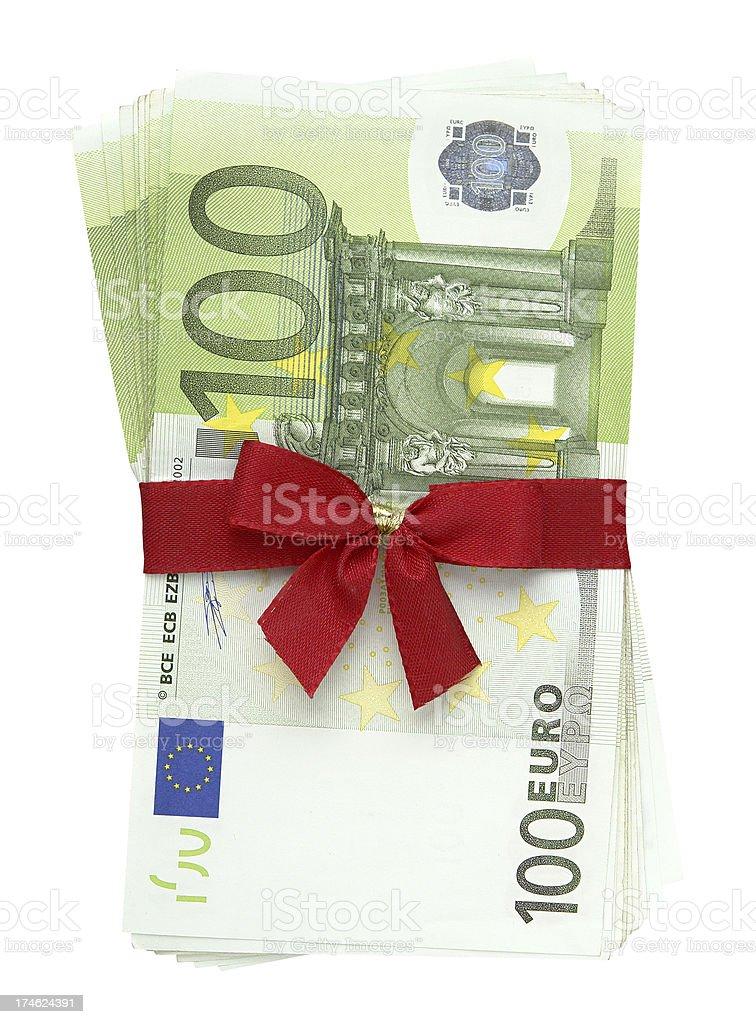 Geld Geschenk (path – Foto