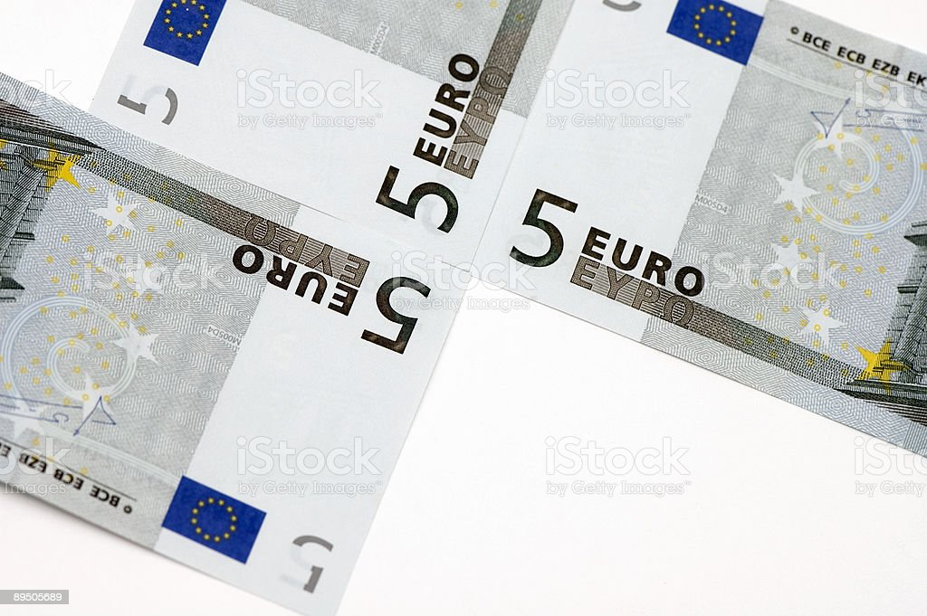 Money Puzzle royalty-free stock photo