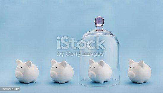 istock Money safety 483275012