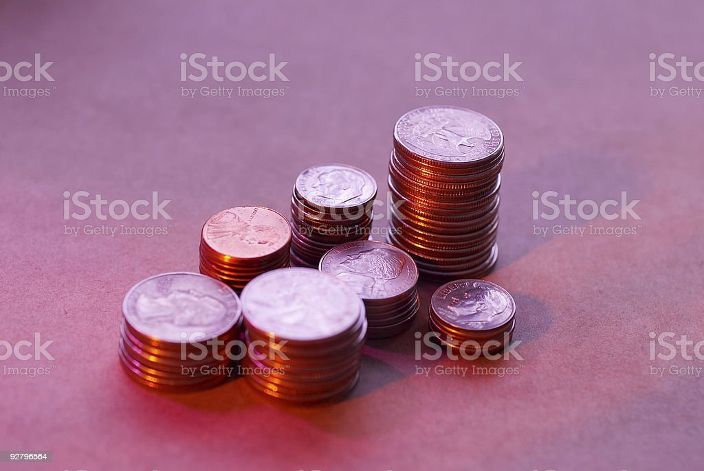 Money Series stock photo