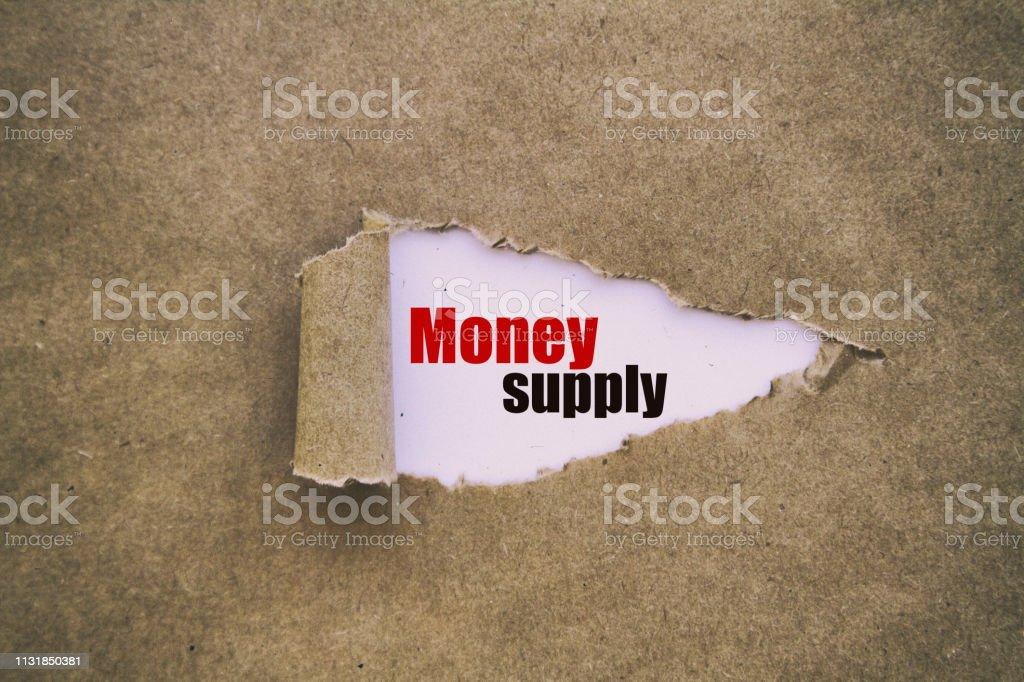 Para temini stok fotoğrafı