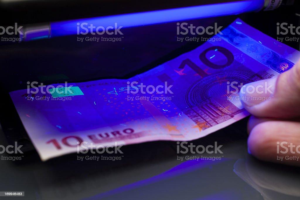 Детектор обмена валюты