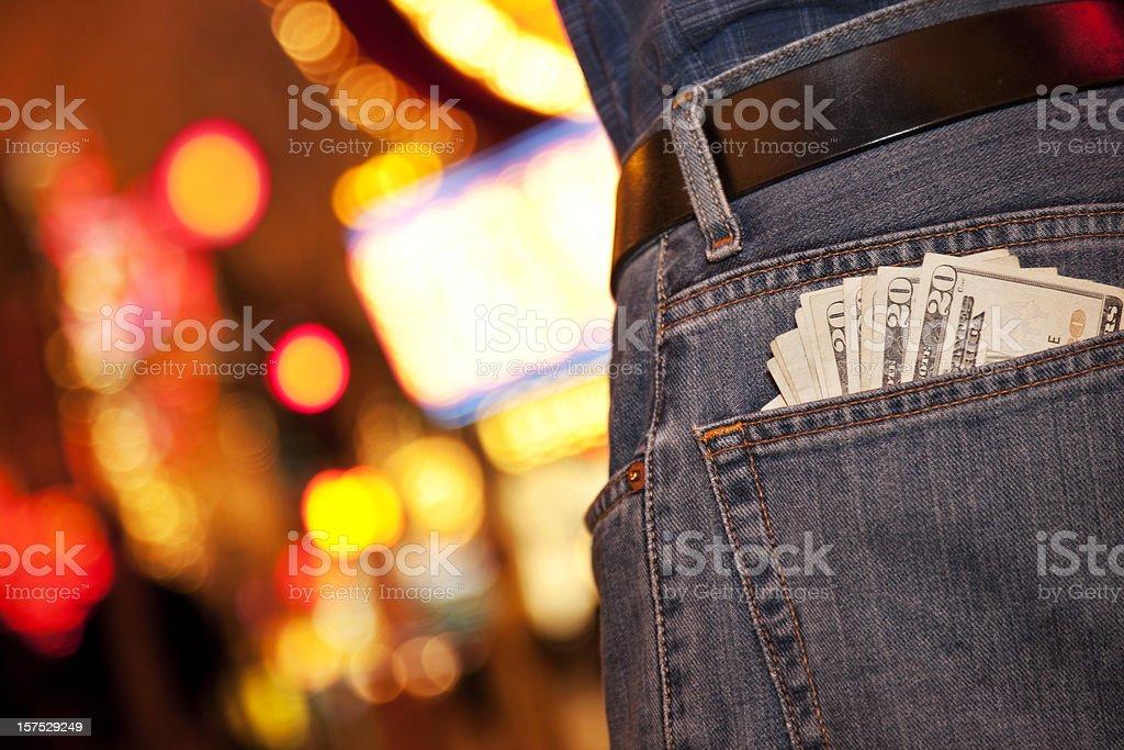 Money to Burn royalty-free stock photo