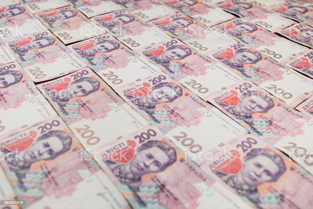 Money Ukrainian Hryvnia Close Up Uah Stock Photo More Pictures Of