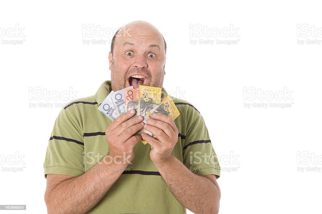 Geld Gewinner – Foto