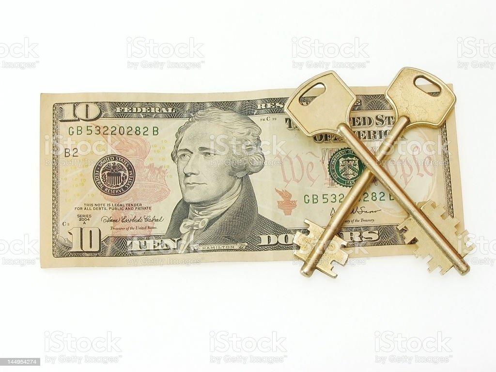 Money3 stock photo