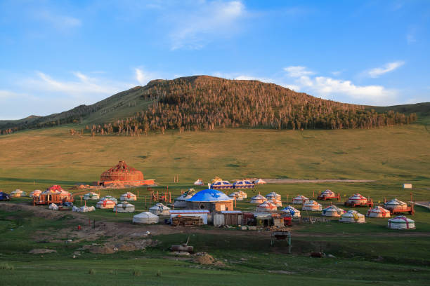 Mongolia Ulanbatro city Mongolia Ulanbatro city independent mongolia stock pictures, royalty-free photos & images