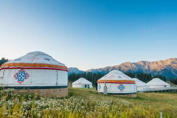 Mongolei Jurte – Foto