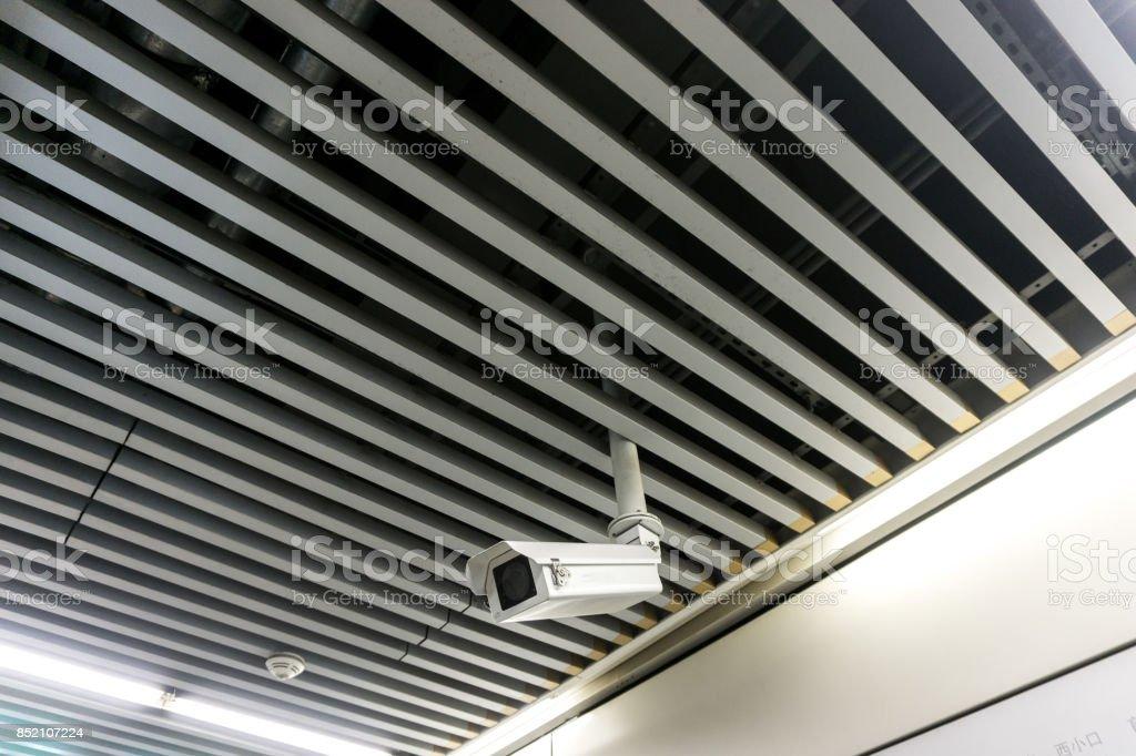 Monitoring equipment stock photo