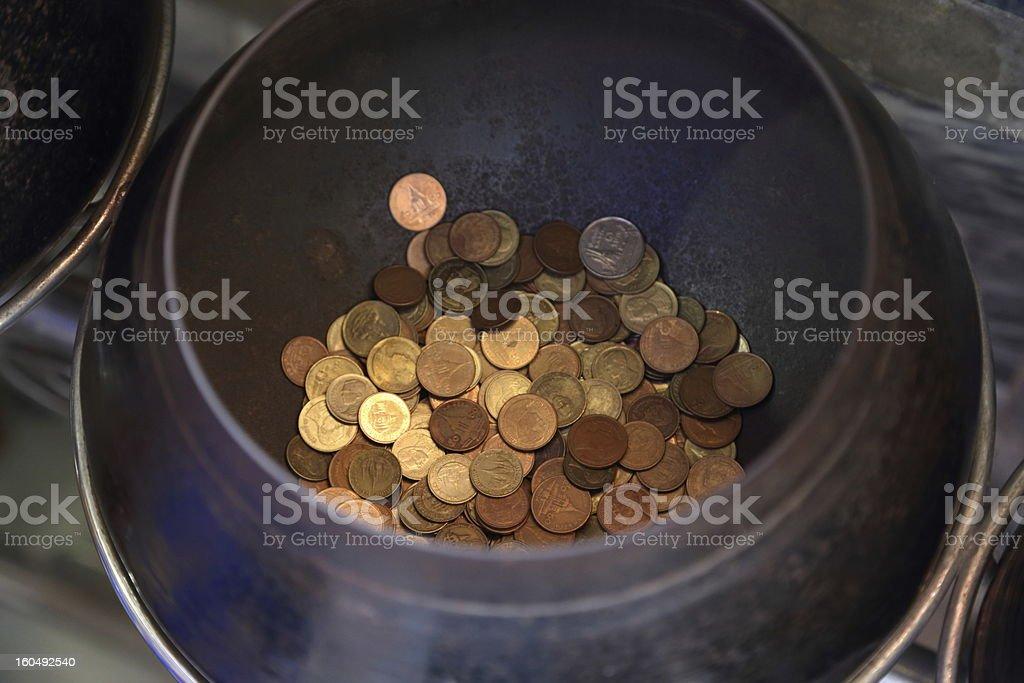 Monk's Bowl royalty-free stock photo
