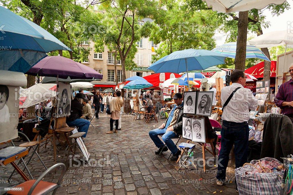 Monmartre, Paris - Photo
