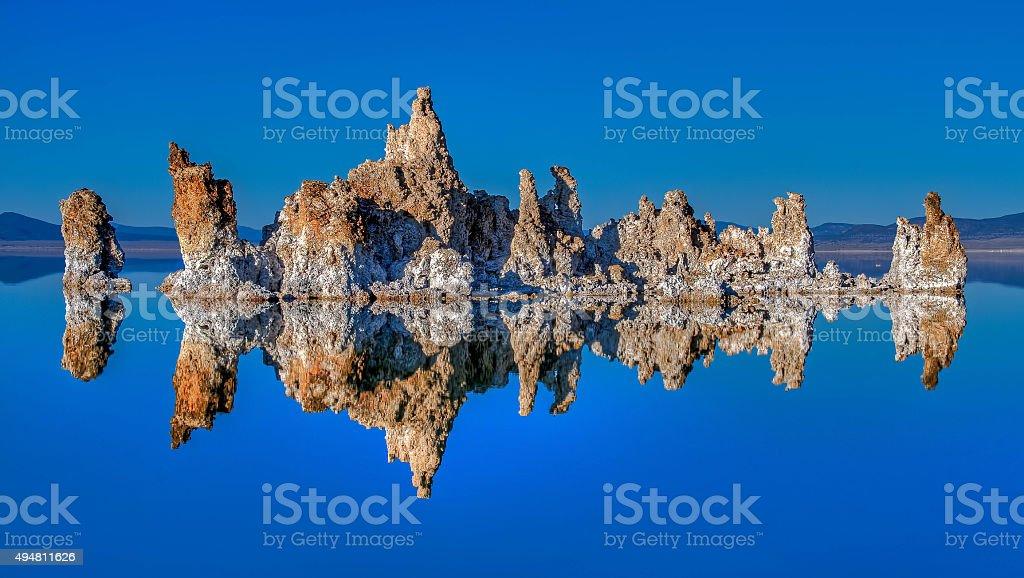 Mono Lake Afternoon stock photo
