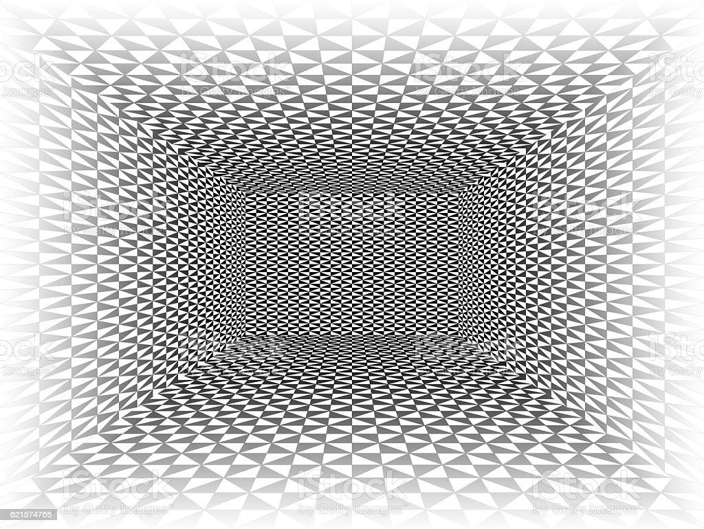 monochrome Futuristic Abstract Background photo libre de droits