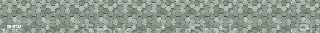 Monochrome Mosaic Tiled Website Head stock photo