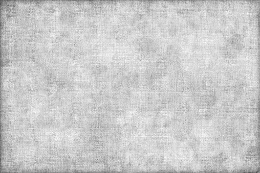 Monochrome texture painted on canvas.