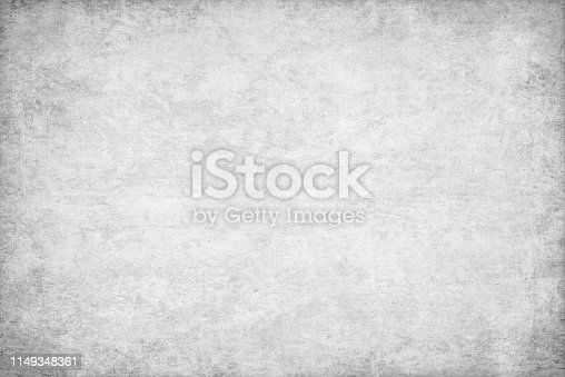 istock Monochrome texture painted on canvas. 1149348361