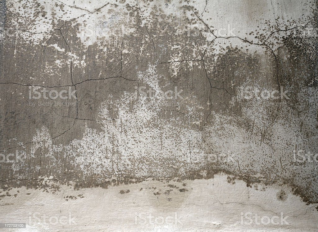 Monochrome textured, wall background royalty-free stock photo