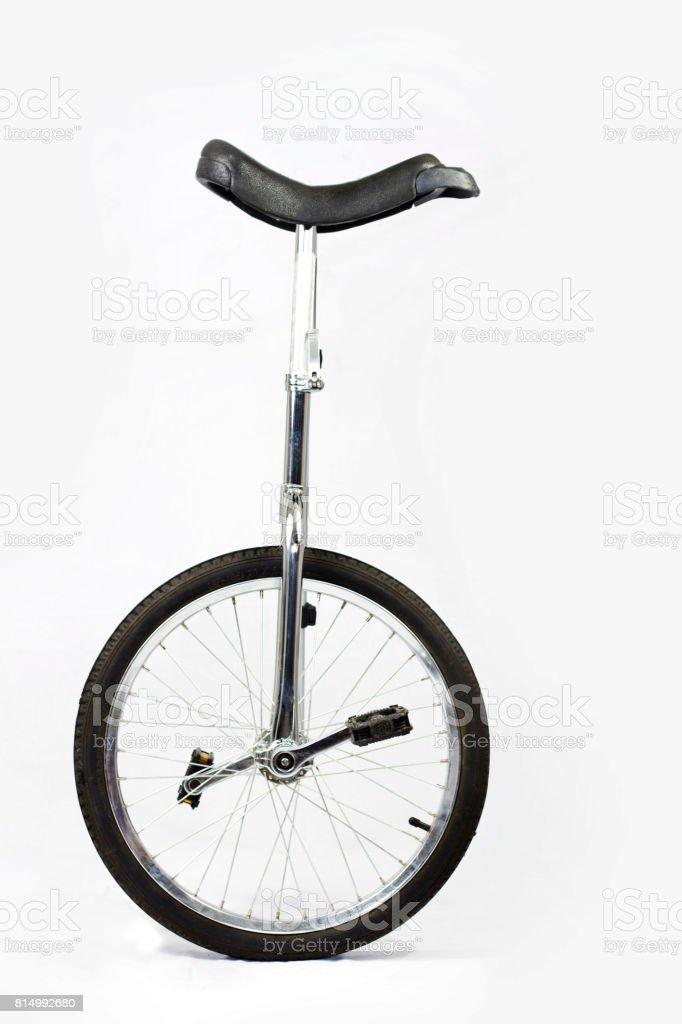 Monocycle stock photo
