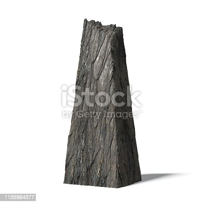 rock menhir, monolithic boulder
