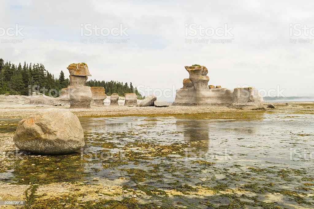 Monolith royalty-free stock photo