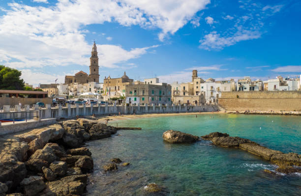Monopoli (Apulia, Italy) stock photo