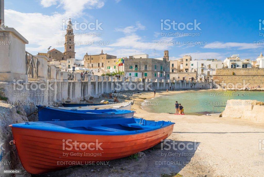 Monopoli (Apulia, Italy) stock photo